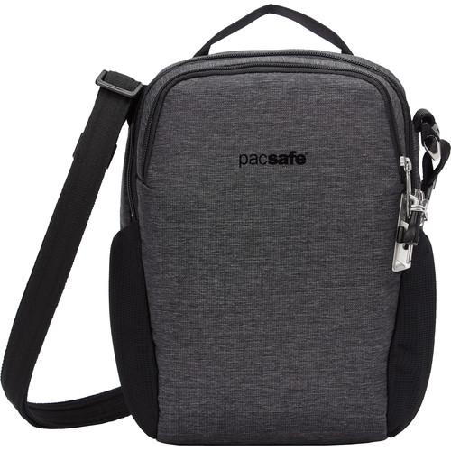 Pacsafe Vibe 200 Anti-Theft Crossbody Bag (Granite Melange)