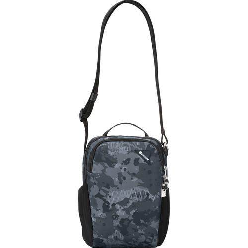 Pacsafe Vibe 200 Anti-Theft Compact Travel Bag (Gray Camo)