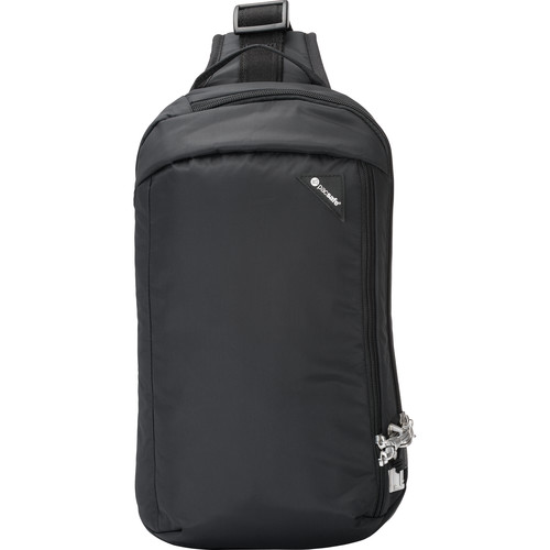 Pacsafe Vibe 325 Anti-Theft Cross Body Pack (Black)