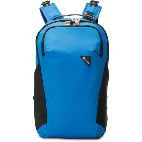 Pacsafe Vibe 20 Anti-Theft 20L Backpack (Blue)