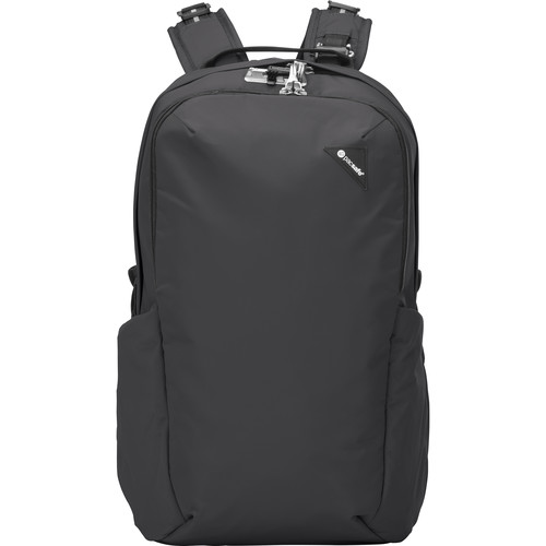 Pacsafe Vibe 25 Anti-Theft 25L Backpack (Black)