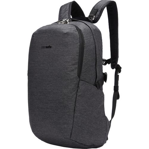 Pacsafe Vibe 25L Anti-Theft Backpack (Granite Melange)