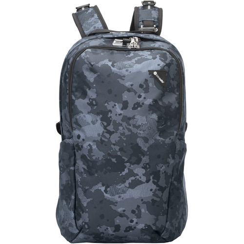 Pacsafe Vibe 25 Anti-Theft 25L Backpack (Gray Camo)