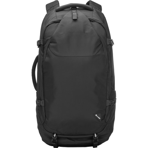Pacsafe Venturesafe EXP65 Anti-theft 65L Travel Pack (Black)