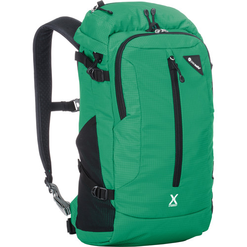 Pacsafe Venturesafe X22 Anti-Theft Backpack (Deep Mint, 22L)