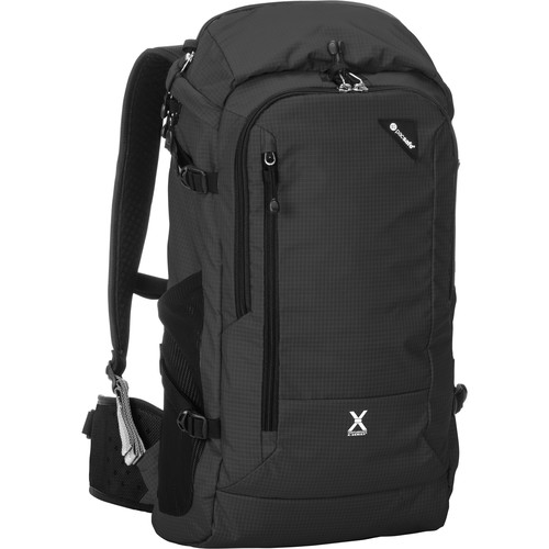 Pacsafe Venturesafe X30 Anti-Theft Backpack (Black, 30L)