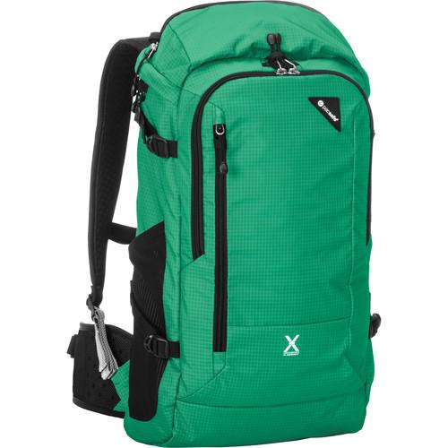 Pacsafe Venturesafe X30 Anti-Theft Backpack (Deep Mint, 30L)
