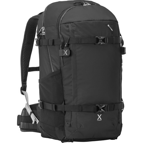Pacsafe Venturesafe X40 PLUS Anti-Theft 40L Multi-Purpose Backpack (Black)