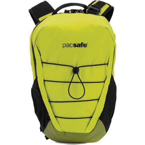 Pacsafe Venturesafe X12 Anti-Theft 12L Backpack (Python Green)