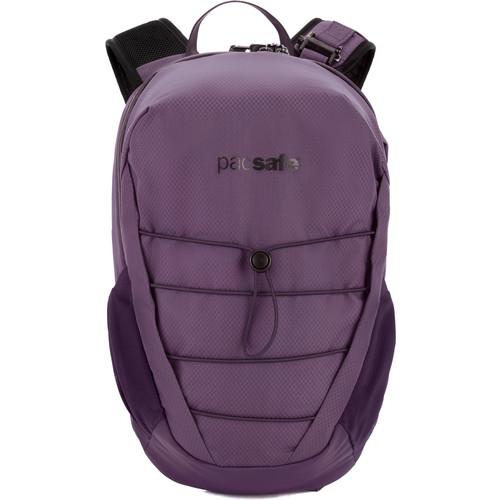 Pacsafe Venturesafe X12 Anti-Theft 12L Backpack (Plum)