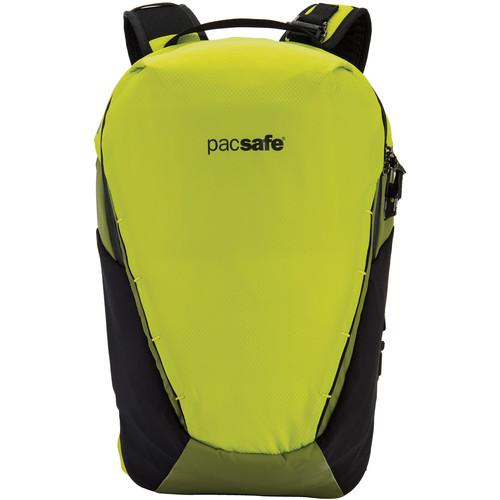 Pacsafe Venturesafe X18 Anti-Theft 18L Backpack (Python Green)