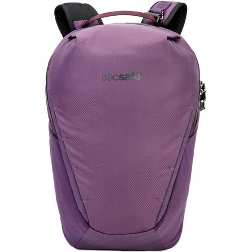 Pacsafe Venturesafe X18 Anti-Theft 18L Backpack (Plum)