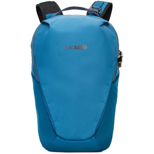 Pacsafe Venturesafe X18 Anti-Theft 18L Backpack (Blue Steel)