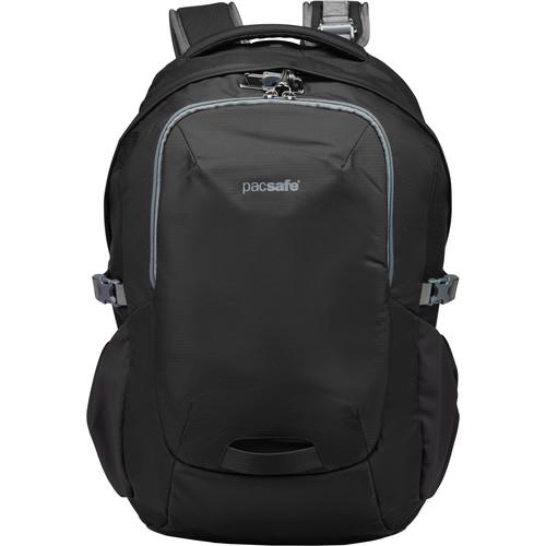 Pacsafe Venturesafe G3 25L Anti-Theft Backpack (Black)
