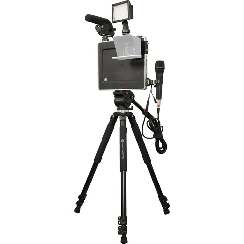 Padcaster Mobile Journalism Studio for 2017 iPad