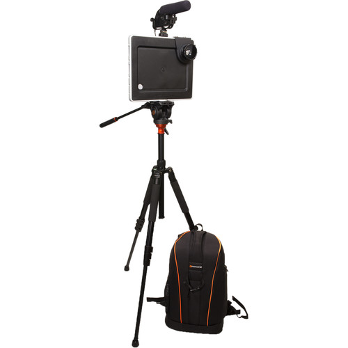 """Padcaster Starter Kit for 9.7"""" iPad Air, Pro, 5th & 6th Gen"""