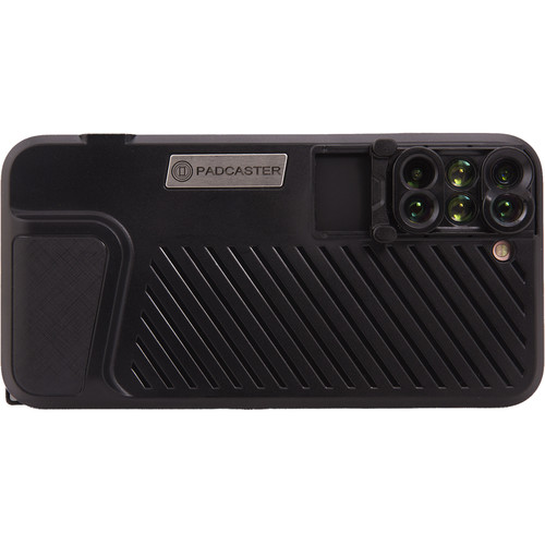Padcaster Padcaster iphone 7Plus / 8Plus Six In One Lens Case