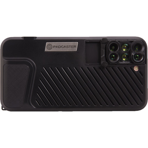 Padcaster Six-in-One Lens Case for iPhone 7 Plus/8 Plus