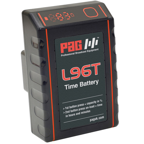 PAG L96T Time Battery Gold Mount (14.8V, 96Wh)