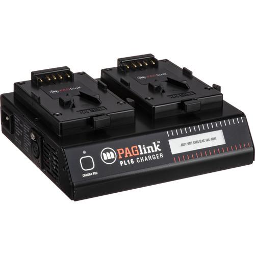 PAGlink PL16 Charger for V-Mount Batteries