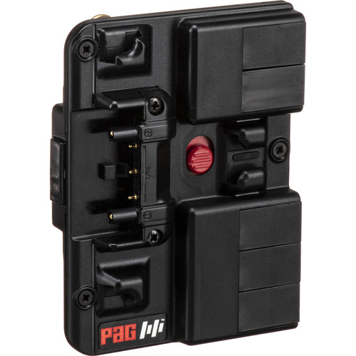 PAG PAGlink PowerHub for PAGlink Gold Mount Batteries