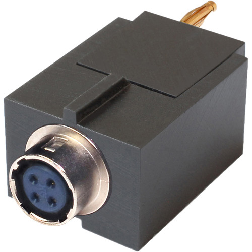 PAG 4-Pin Hirose Connector for Gold Mount PAGlink PowerHub