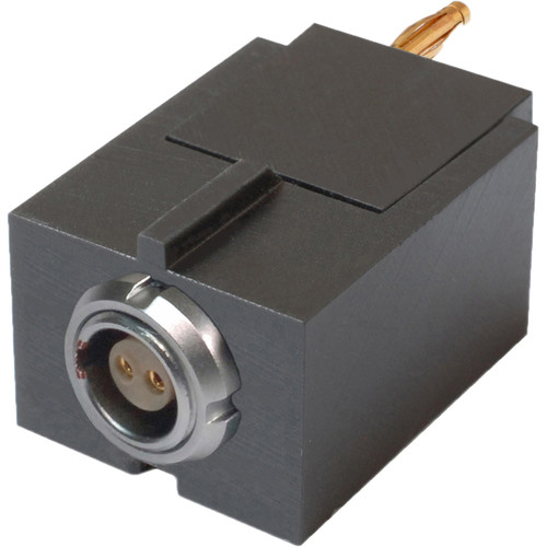PAG 2-Pin LEMO Connector for Gold Mount PAGlink PowerHub