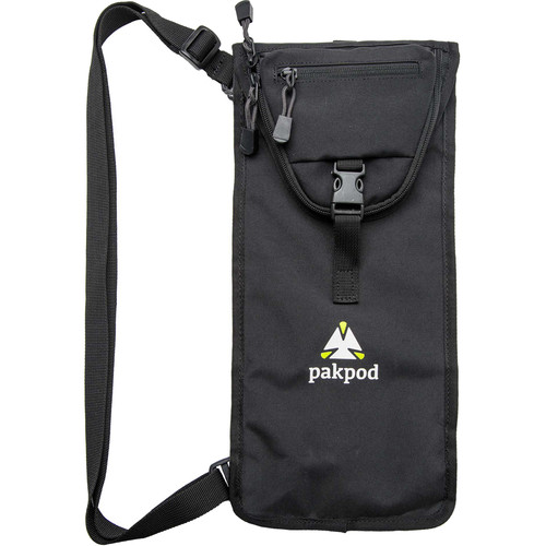 Pakpod Tripod Bag with Accessory Storage and Strap (Black)