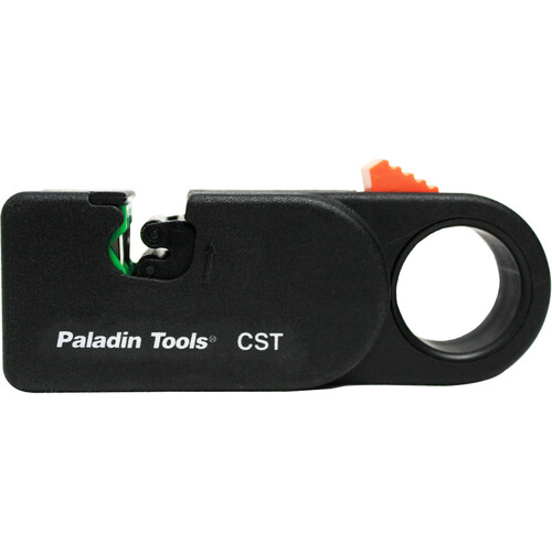 Paladin Tools CST Cassette Cable Stripper (Green)