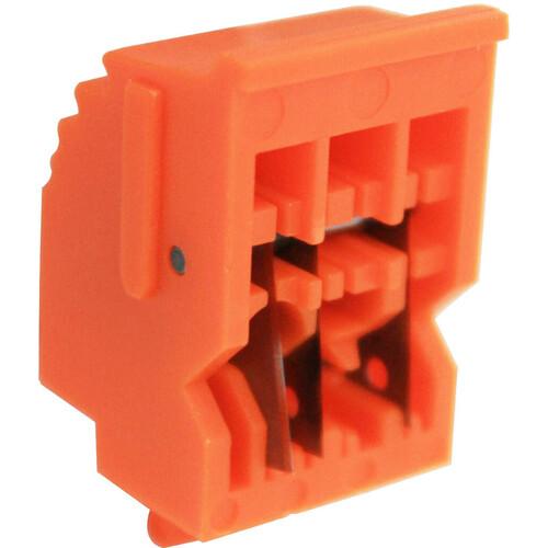 Greenlee PA2281 Blade Cassette for PA1281 Coax Stripper (Orange)