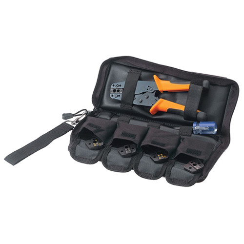 Greenlee 1600 Series Professional Crimp Tool Kit