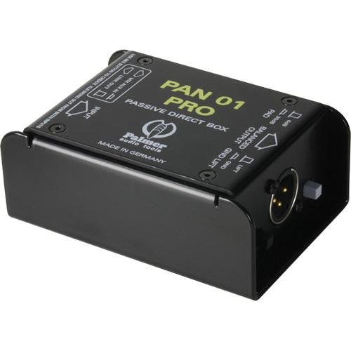 Palmer PAN 01 PRO Professional Passive DI Box