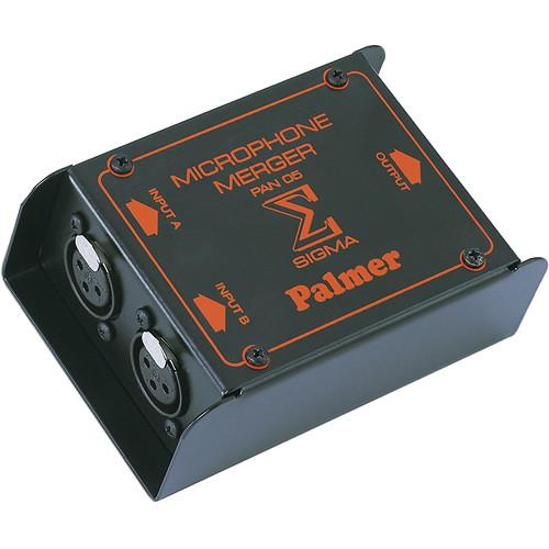 Palmer PAN-05 Microphone Merger