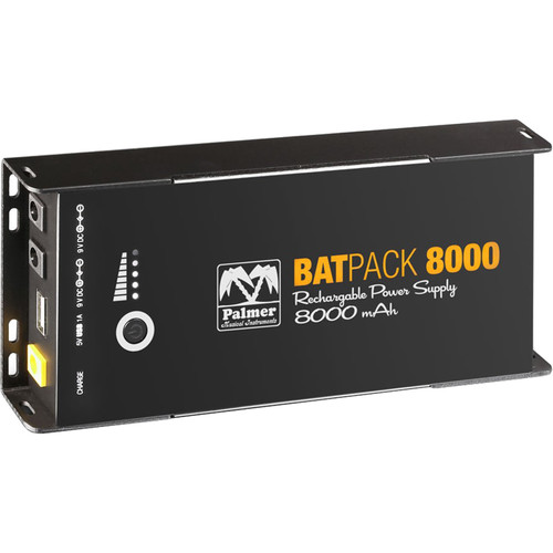 Palmer BATPACK 8000 Rechargeable Pedalboard Power Supply (8000mAh)