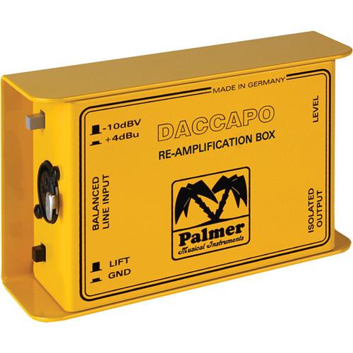 Palmer Re-Amplification Box