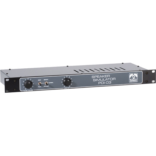 Palmer PDI 03 Speaker Simulator and Loadbox (8 ohms)