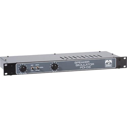 Palmer PDI 03 Speaker Simulator and Loadbox (2 ohms)