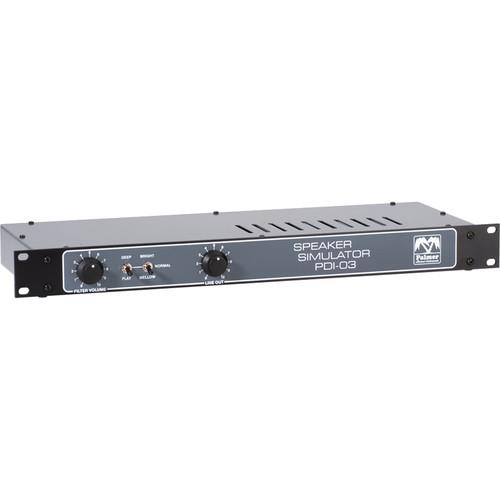 Palmer PDI 03 Speaker Simulator and Loadbox (4 ohms)