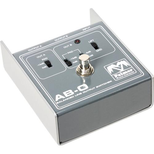 Palmer ABI Balanced Line Output Switcher