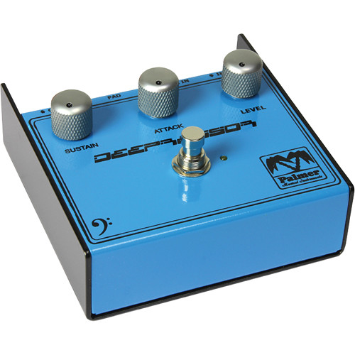 Palmer Deepressor Compressor Effect for Bass Guitars