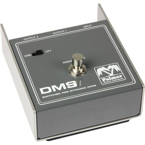 Palmer PEDMS Dynamic Mic Switcher