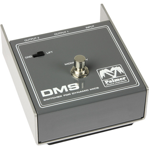 Palmer PEDMS Dynamic Mic Switcher