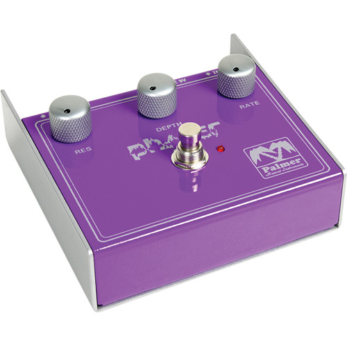 Palmer PEPHAS Phaser Effect Pedal