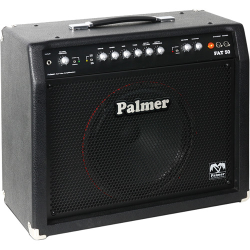 Palmer FAT50 50W Tube Guitar Combo Amplifier