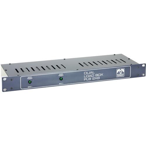 Palmer PLB2X8 Dual Loadbox (2 x 8 Ohms)