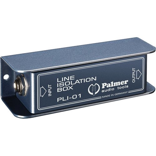 Palmer PLI 01 Line Isolation Box (1 Channel)