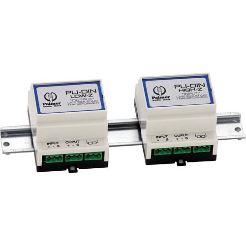 Palmer PLIDINHIGH Input Dual Channel Line Isolator