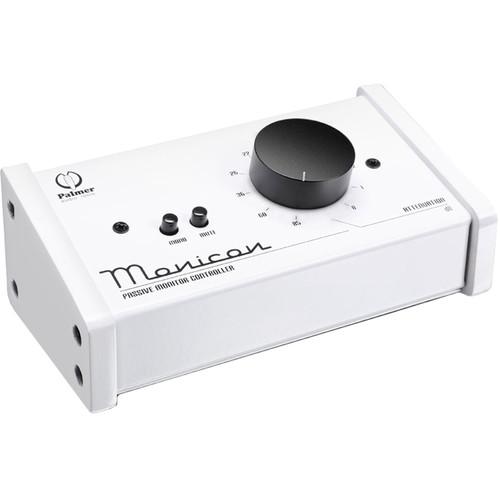 Palmer MONICONW Passive Monitor Controller (Limited Edition White)