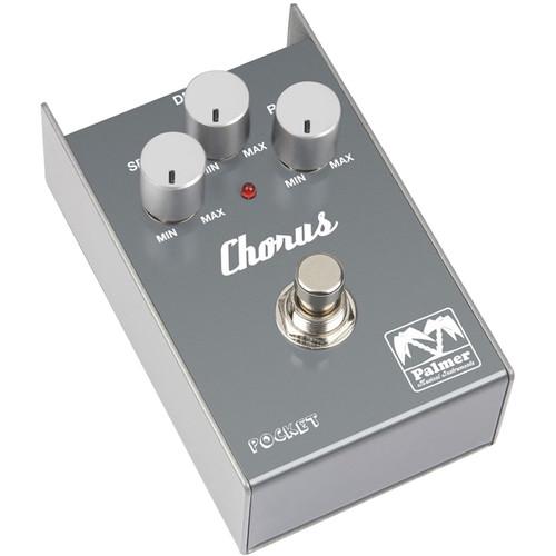 Palmer PEPCHOR Pocket Chorus Effect Pedal for Guitar