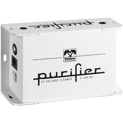 Palmer Purifier Power Conditioner for Guitar Pedals and Pedalboards